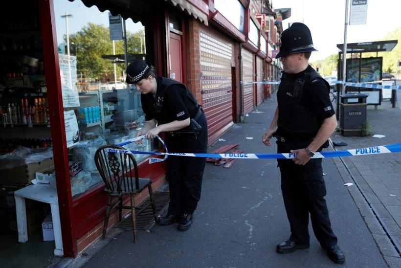 Manchesteri politsei kahtlustab, et terrorist ehitas ka teise pommi