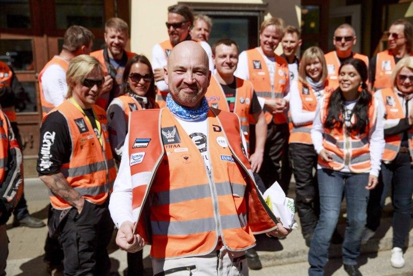Kultuuriinimeste mototeraapia: kultuurne Motobande startis Prantsusmaa Alpidesse