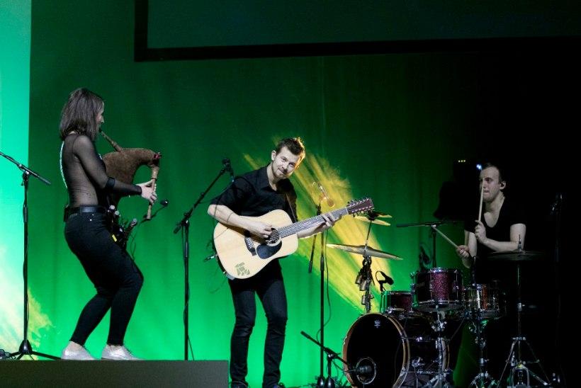 KENA SAAVUTUS: Guardian annab Eesti bändi albumile hindeks neli punkti viiest