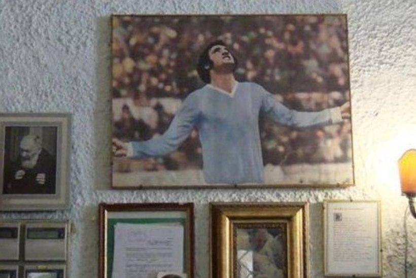 TULE TAEVAS APPI! Trumpi tütar pidas Itaalia jalgpalliklubi legendi pühakuks
