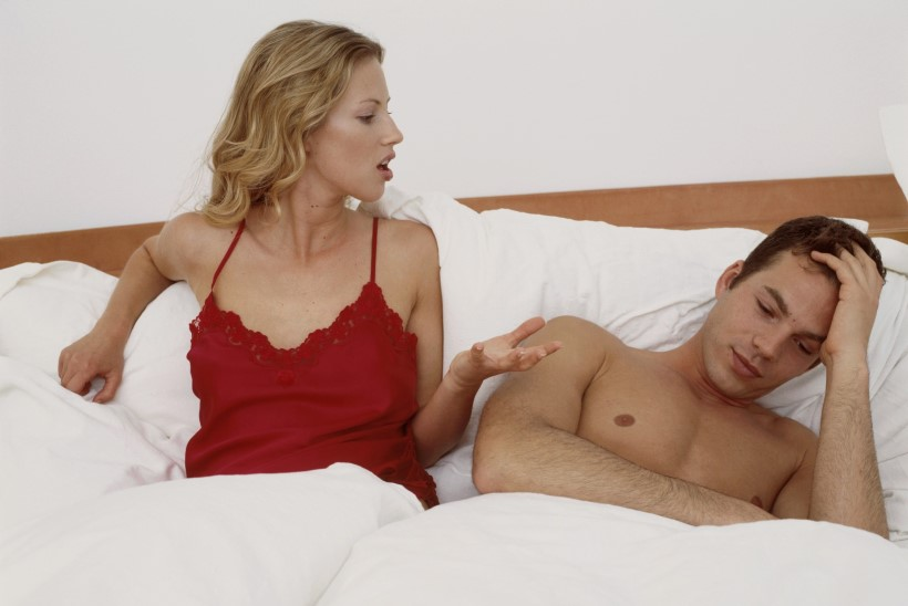 JÄTA JAMA: 9 seksiasja, mis tuleks ära lõpetada