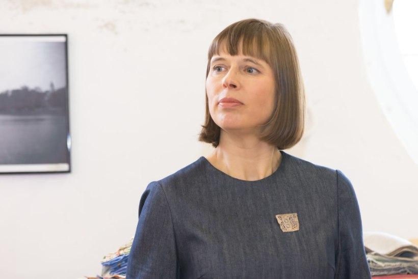 President Kaljulaid sõidab töövisiidile Slovakkiasse