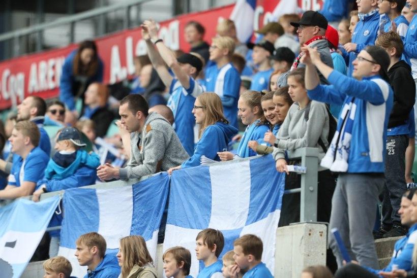 Tammeka kaitsja Jürgen Lorenz: 400 inimest oli Tartust kohale tulnud, et vaadata meid jalgpalli mängimas - mida veel tahta amatöörsatsist?
