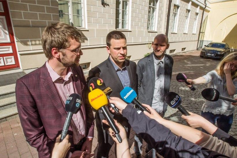 VIDEO | Koalitsioon ei jõudnud maksupaketi korrastamisel mitte kuhugile