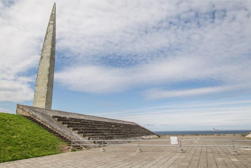 Galerii | Kes hakkab hooldama lagunevat Maarjamäe memoriaali?