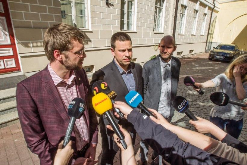 Koalitsioon ei jõudnud maksupaketi korrastamisel mitte kuhugi