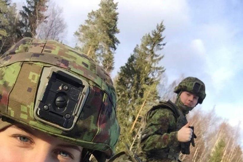 """Naisajateenija: """"Seksism Eesti kaitseväes on müüt, meil pole eritingimusi ega sõduriromantikat!"""""""