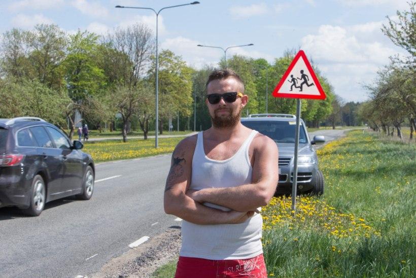 KODANIKUJULGUS: vapper Janar aitas juba teist korda roolijoodiku tabada