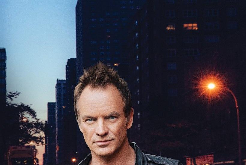 Sting naaseb Eestisse uue maailmaturnee kontserdiga