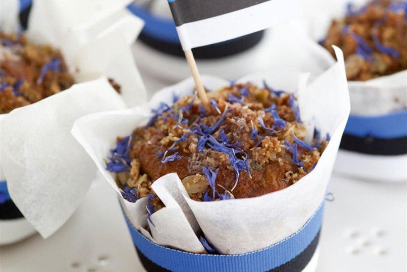 Suvikõrvitsamuffinid Eesti moodi