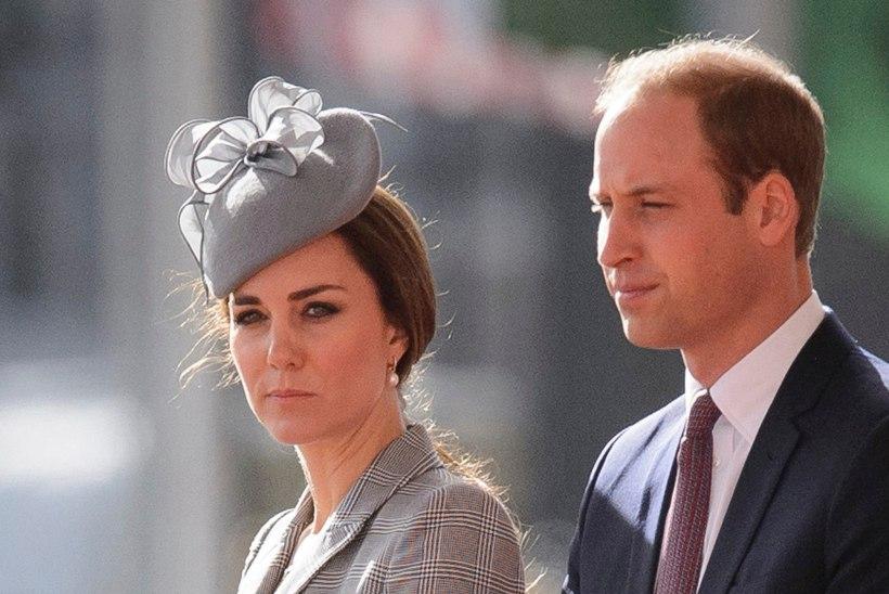 KUI PALJU MAKSAVAD PRINTSESSI RINNAD? Prints William nõuab Kate'i topless-fotode eest 1,5 miljonit eurot hüvitist