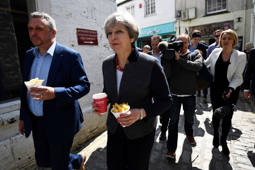 Britid valmistuvad valimisteks, tooni annab eelseisev Brexit