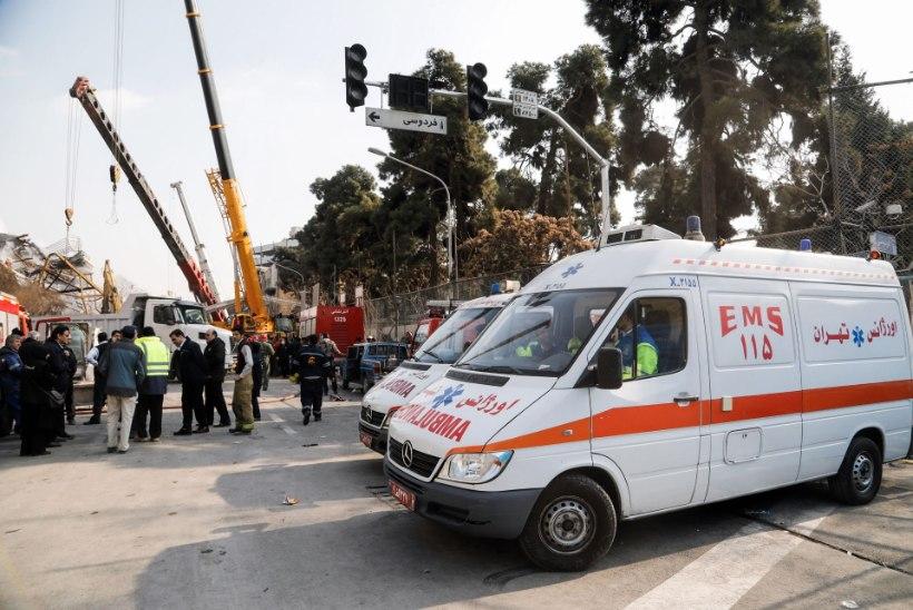 Plahvatus Iraani kaevanduses: üle 50 inimese on lõksus