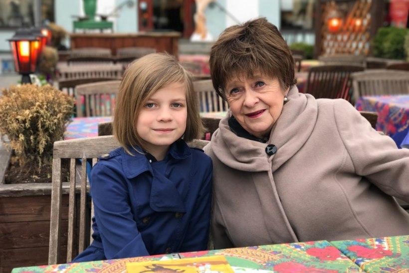 """Täna """"Radaris"""": Liisa Pakosta tütar tahab mängida rohkemates filmides kui Ita Ever"""