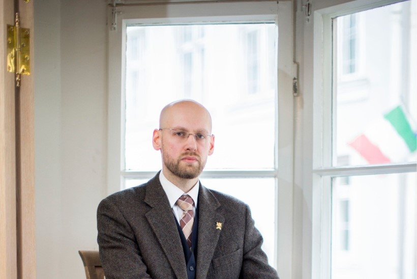 Varro Vooglaid: riigikogu võttis mu esinemiskutse tagasi