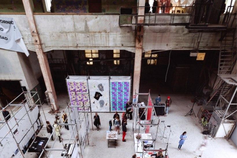 GALERII: Täna avati pidulikult Eesti Kunstiakadeemia lõputööde festival TASE '17