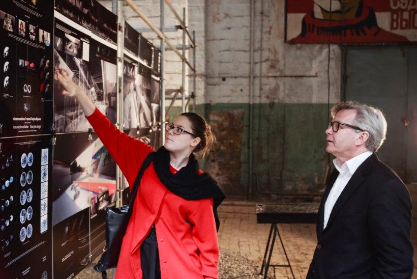Eile avati pidulikult Eesti Kunstiakadeemia lõputööde festival