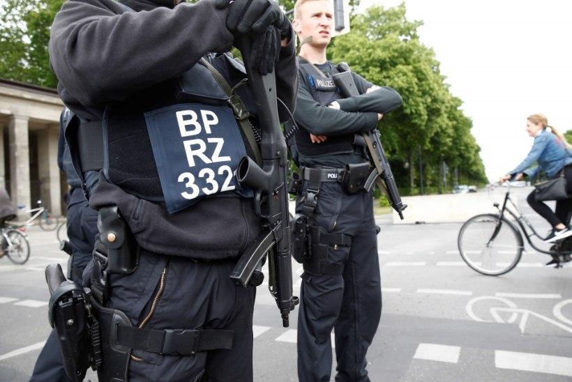 Terrorioht Saksamaal ja Rootsis