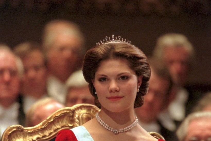 Printsess Victoria eitas toitumishäiret viimse hetkeni
