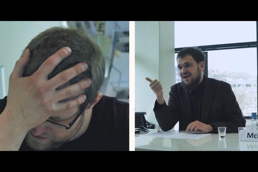 ÜLE VINDI: räppar Daf avaldas humoorika video koos Sander Õigusega
