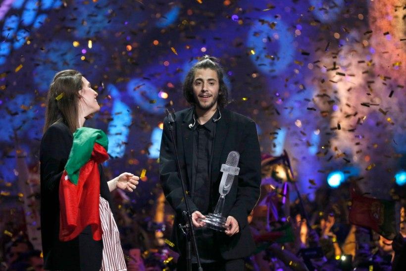 18,5 MILJONIT EUROT: mida sisaldas Ukraina Eurovisioni maksumus?