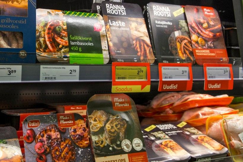 Eesti lipumärk ei tähenda veel, et grillil säriseb kodumaine liha