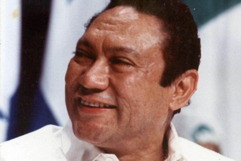 Suri Panama endine president Manuel Noriega
