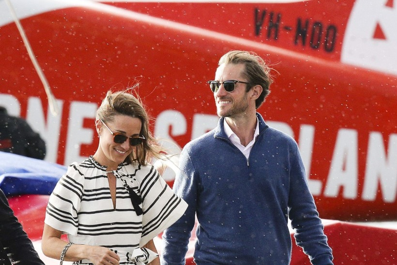 Pippa Middleton ja tema vastne abikaasa naudivad Sydneys mesinädalaid