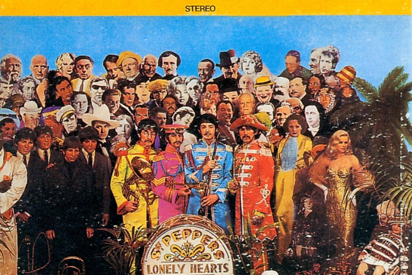 "50 fakti ansambli The Beatles albumist ""Sgt Pepper's Lonely Hearts Club Band"""