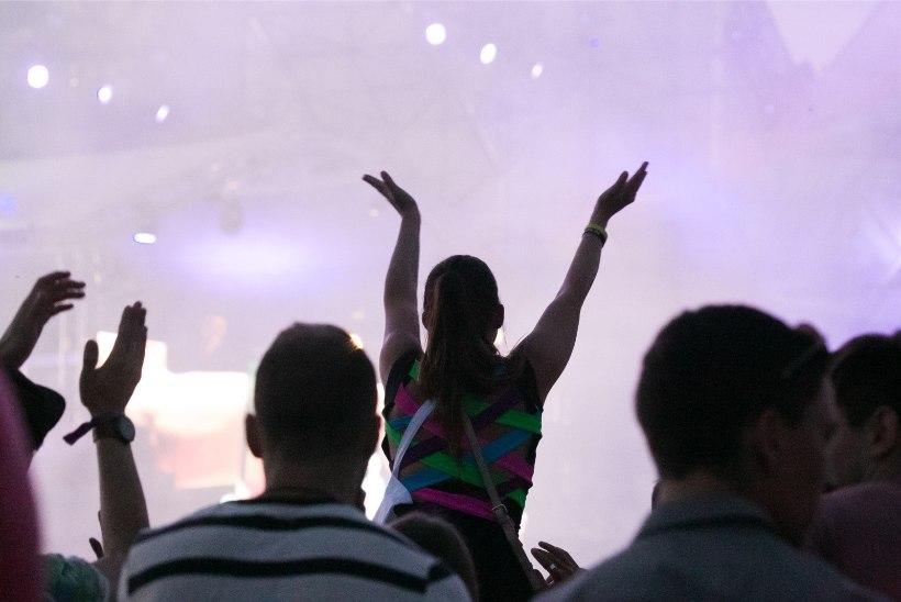 Politsei hoiatab Weekend festivali piletipettuste eest