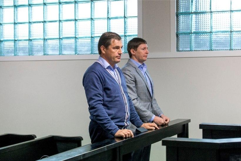Prokurör nõuab PERHi ametnikele tingimisi vangistusi