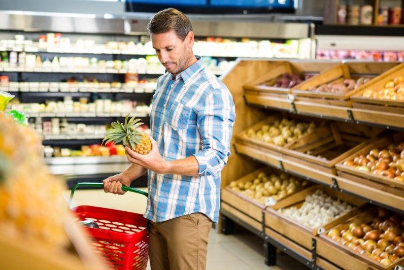 Näljasena toidupoes: võimalus toituda tervislikult