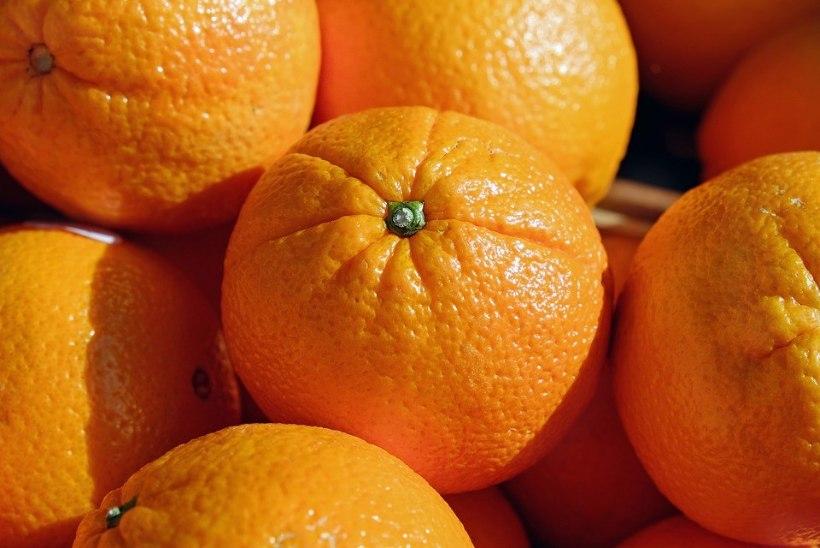 Valmista apelsinikoortest puhastusvahend