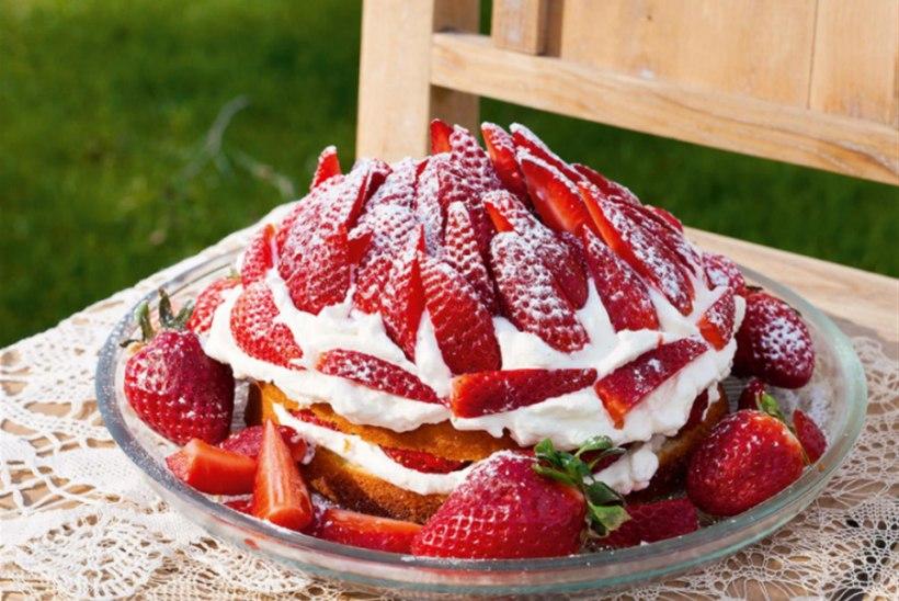 Ütlemata suvine maasikatort