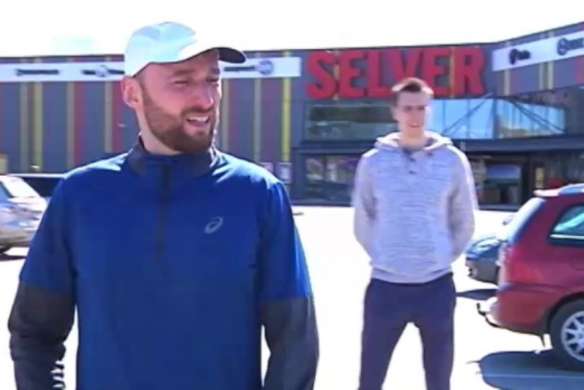 TV3 VIDEO   Triatloniks valmistuv Märt Avandi: 5 kilomeetri jooksmine veel higi lahti ei võta
