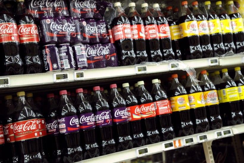 Karastusjookide tootjad: suhkrumaks toob hinnatõusu! Sester: esmane eesmärk on rahva tervis