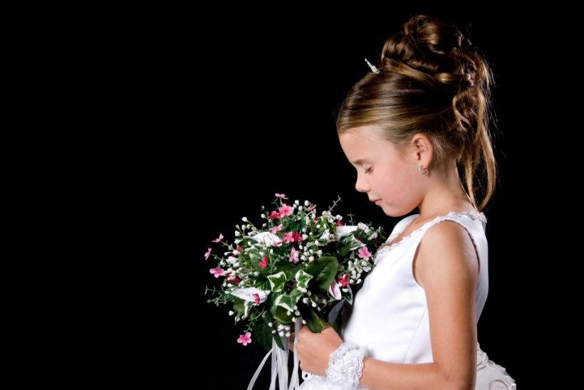 OLEMATU LAPSEPÕLV: 5-aastane lapspruut ja 9-aastane peig päästeti altari ees viimasel minutil