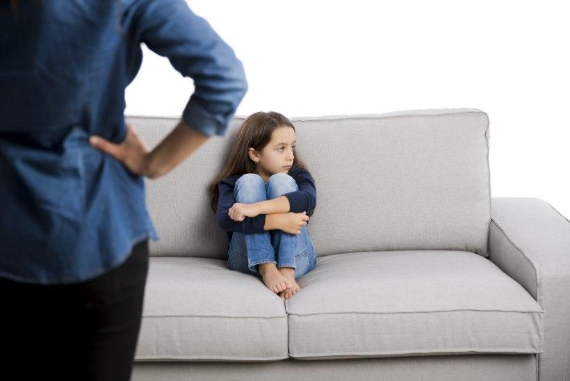 Kuidas lapsi oma muredest rääkima julgustada?