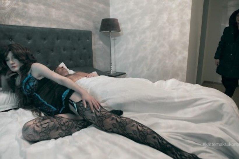 """Täna """"Kättemaksukontoris"""": kas seksirobot Juulia võib ohtlik olla?"""