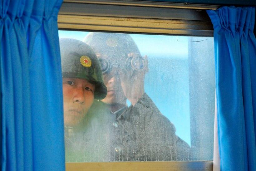 Põhja-Korea läkitas Venemaa suunas keskmaaraketi