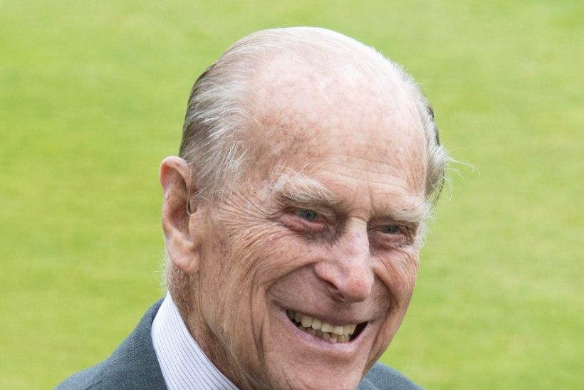 Prints Philip astub avalikust  elust tagasi