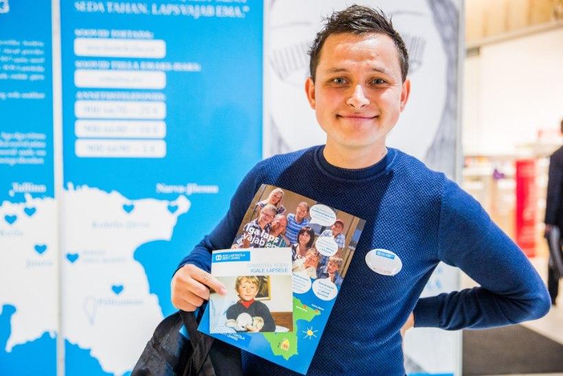Kevadkoputus: aasta suurim ukselt-uksele lastele annetamise kampaania