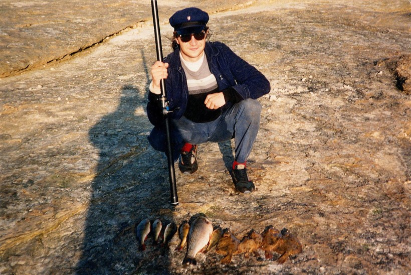 Kalle Vilpuu, tegija mees nii meres kui laval