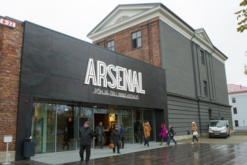 Arsenali keskuse rentnikud hädas: siin ei käi mitte keegi