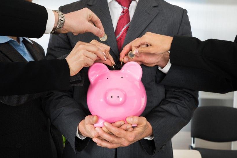 VAATA GRAAFIKUID | Valdu ja linnu juhtivate meeste-naiste palkade vahel laiutab lõhe