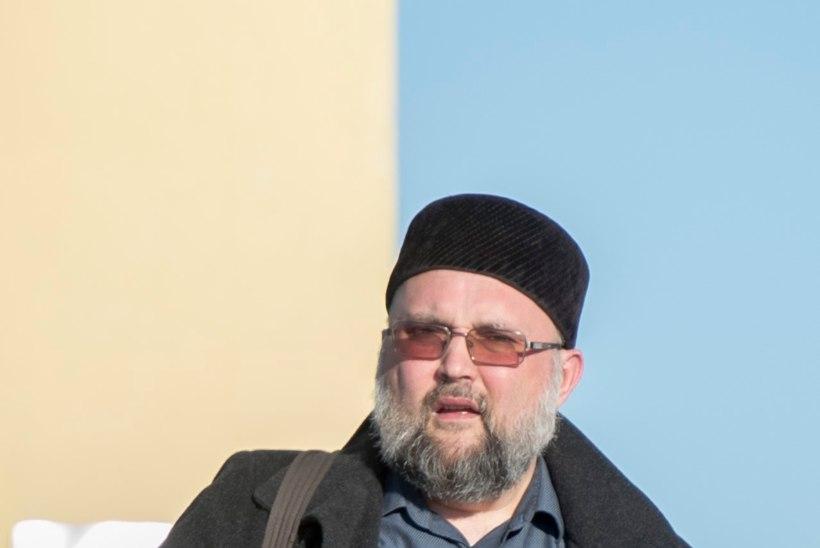 Ukraina moslemeid pahandab Eesti islami koguduse peaimaami Ildar Muhhamedšini visiit Krimmi
