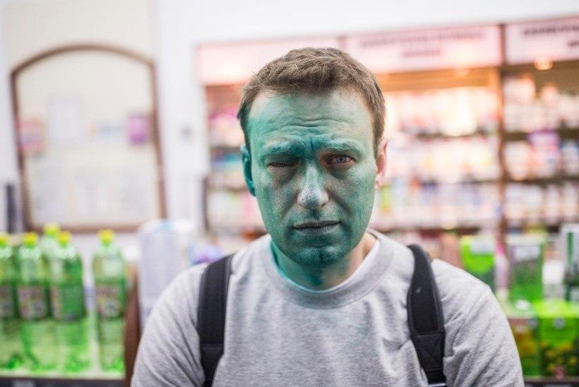 Navalnõid ähvardab pimedaks jäämine