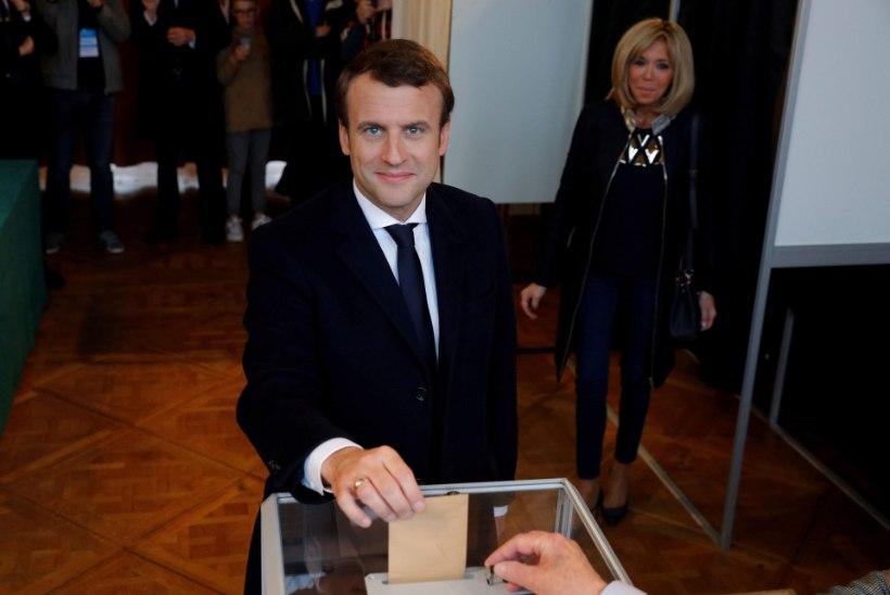 Valikuvõimaluseta: prantslased valisid kahest halvast parema