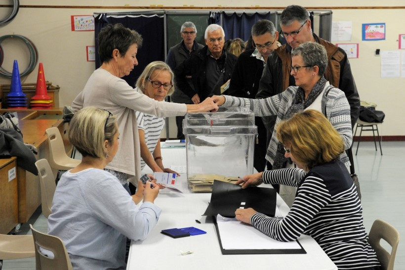 GALERII | Prantsusmaal on presidendivalimised täies hoos!