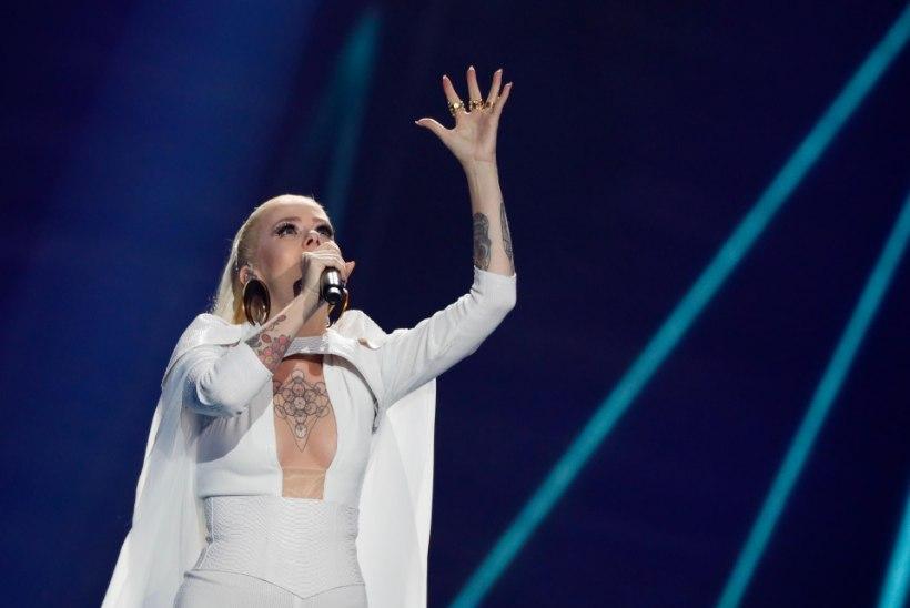 FOTOD | Eurovisioni esimene poolfinaal: kellel on kõige julgem lõhik, kes on noorim osaleja?